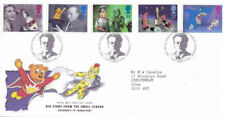 Animation, Cartoons Pictorial Decimal Great Britain Stamps