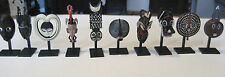 ◆African Tribe Mini Mask with stand & strap (NEW)