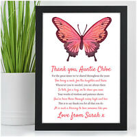 PERSONALISED Birthday Gifts for Mummy Nanny Granny Auntie Nanna Her ANY NAMES