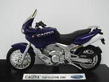 Speed/TOP, CAGIVA NAVIGATOR 1000, Motorrad, Moto, Bike, Motorcycle, WELLY 1:18