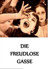 DIE FREUDLOSE GASSE (1925) *with switchable English subs*