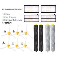For iRobot Roomba Filters 800&900 Series Part 805 890 980 Vacuum Brush Kit 12pcs