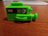 Vintage Green VHS Camera Recorder for Barbie Doll MINT