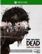 The Walking Dead The Telltale Definitive Series XBOX ONE XB1 NEW SEALED