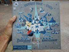 Disney Parks Exclusive Disneyland 65th Anniversary 1000 Piece Puzzle NEW 2020