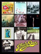 "STEELY DAN album discography magnet (4.5"" x 3.5"")"
