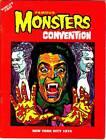 1974 FAMOUS MONSTERS CONVENTION souvenir book - Forrest Ackerman Berni Wrightson