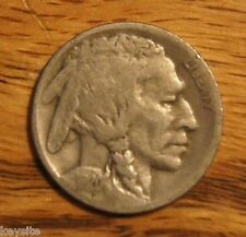 1920-S BUFFALO NICKEL-VG-VERY GOOD