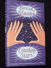 David Almond-Counting Stars-HB/DJ-2000-1st Edition-NF Novel/Fiction