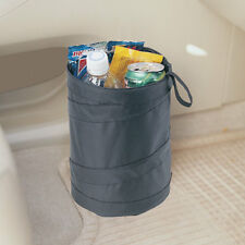 HOPKINS POP-UP COLLAPSIBLE TRASH CAN BIN - Great for RVs Campers Trailers Cars!