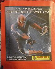 The amazing Spiderman Panini sticker 25 ENVELOPES ARGENTINA 2012
