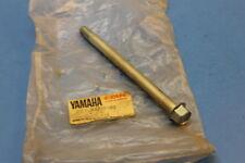 NOS YAMAHA 1979-87 QT50 FRONT WHEEL AXLE PART# 99999-02824-00