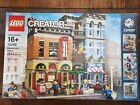 LEGO Creator Detectives Office (10246) - 2262 Pieces - NISB