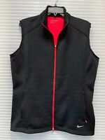Nike Golf Womens Tour Performance Therma-Fit Vest Size XL