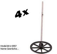 4x E-sky EK1-0557   001095  B Gear . shaft B