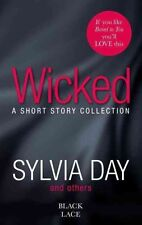 Wicked: Featuring the Sunday Times bestselling author of Bared to You (Short Sto