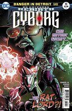 Cyborg #10 Comic Book 2017 - DC