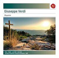 Georg Solti - Verdi: Messa Da Requiem - Sony (NEW CD)
