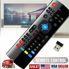 2.4G Universal Wireless Remote Control Keyboard Air Mouse For TV Box Android US