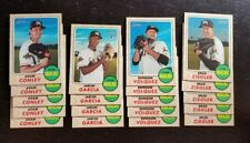 2017 Topps Heritage High Number Miami Marlins 32 card lot 4 COMPLETE SETS