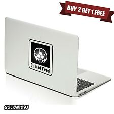 Macbook Air Pro Vinyl Skin Sticker Decal Metroid Game Samus Funny Alien m1031