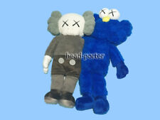 KAWS SEEING WATCHING Limited Edition 16 Large Plush Doll COMPANION BFF 2pcs SET