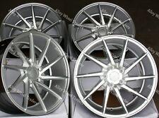"18"" 8135 Alloy Wheels Fits BMW 1 + 3 Series E46 E90 E91 E92 Z3 Z4 M12 WR"