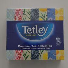 Tetley Tè-Premium Tea Collection 90 bustina del tè, 7 varietà in un tè BOX