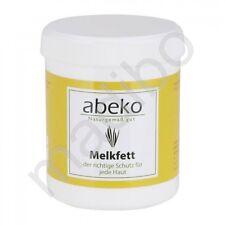 abeko Melkfett pur 250 ml Neurodermitis Allergiker Hautbalsam Vaseline