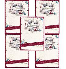 Me to You Christmas Card 5 Pack - Merry Christmas Tatty Teddy Bear Xmas Cards