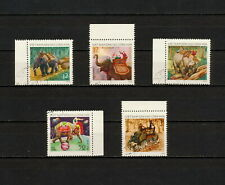 (YYAZ 802) Vietnam 1973 NH Mich 751 -55 Scott 724 -28 Elephants