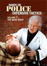 Police Defensive Tactics #1 Dvd Don Baird Brent Ambrose law enforcement mma