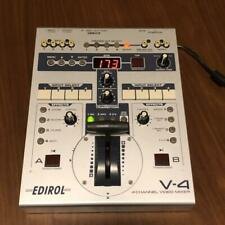Edirol Roland V-4 4 Channel Video Mixer Switcher adapter
