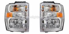 FOREST RIVER SUNSEEKER 2013 2014 FRONT HEAD LIGHTS LAMPS HEADLIGHTS RV NEW PAIR