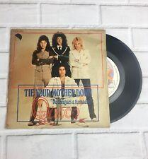 "Queen - Tie Your Mother Down 7"" Vinyl Single Record - (Spain) 1977 - Mega Rare"