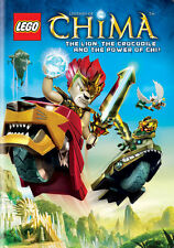 Lego-legends Of Chima-season 1 Part 1 [dvd/2 Disc] (Warner Home Video)