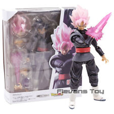 DRAGON BALL SUPER - FIGURA SON GOKU / SUPER SAIYAN ROSE / SON GOKU BLACK FIGURE