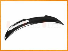 Carbon Fiber PSM Type Trunk Spoiler Lip For BMW 12-18 F13 640i 650i M6 Coupe