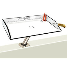 "MAGMA BAIT FILET MATE TABLE LEVELOCK 20"" WHITE BLA"