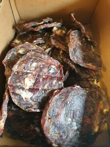 Beef Meat Jerky For Dogs 100% Natural Dog Treat 1kg Box