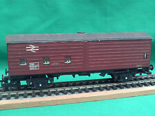 HORNBY METAL & PLASTIC RAILFREIGHT YBA WAGON WEATHERED  IN V.G.C.