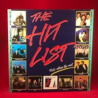 VARIOUS The Hit List 1990 UK VINYL LP EXCELLENT CONDITION Radio 1 one