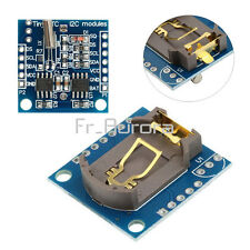 RTC I2C DS1307 AT24C32 Real Time Clock Module Pour Arduino  AVR PIC ARM