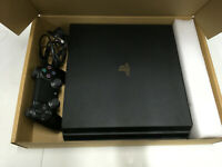 Sony Playstation 4 Pro 1TB Game Console - Black + Accessories - Ref: PS4-3