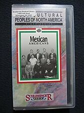 Mexican Americans [VHS] (Multicultural Peoples of North America) [VHS Tape] [1..