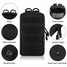 Tactical Molle Pouch Accessory Military Accessory Waist Belt Bag Utility Pocket