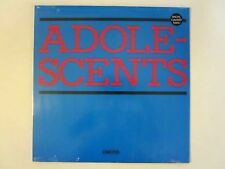 ADOLESCENTS SELF TITLED LP 1981 REPRESS COLOR VINYL CALIFORNIA PUNK / HARDCORE