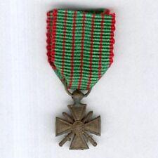 FRANCE. Miniature War Cross (Croix de Guerre) 1914-1918