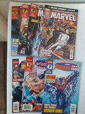 Marvel Heroes Reborn and Mighty World Of Marvel 7 Issue's FF/Avengers 088
