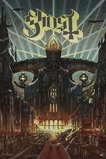 GHOST - MELIORA MUSIC POSTER - 24x36 METAL BAND 3272